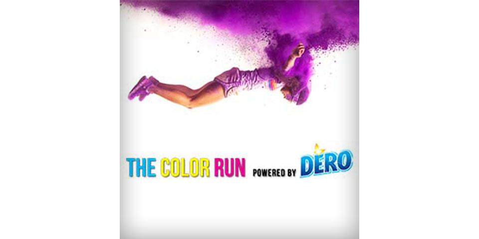 The Color Run by Dero