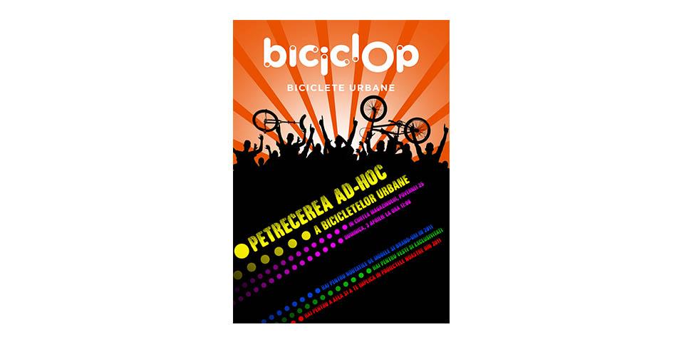 "Biciclop Party ""Ad-Hoc"""