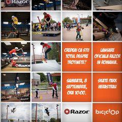 Campanie Biciclop Razor