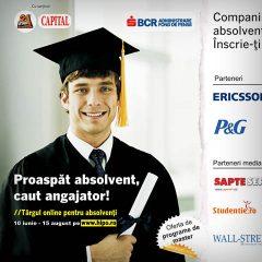 """Tirgul Online Pentru Absolventi"" (TOPA 2009) Catalyst"