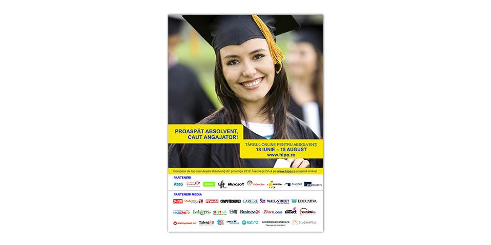 "Catalyst's ""Tirgul Online Pentru Absolventi"" 2012 Campaign"