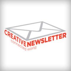 Creative Newsletter Logo