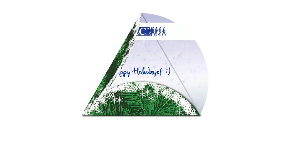 AIESEC Bucharest Christmas Card 2009