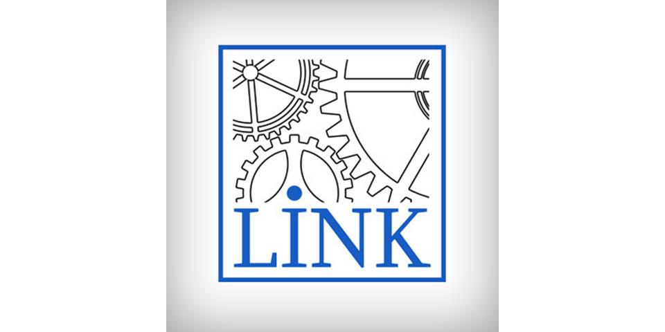 AIESEC Bucharest Technology LINK Logo