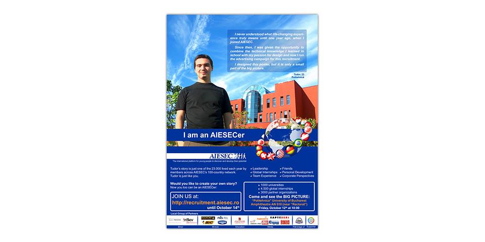 AIESEC Bucharest Recruitment Autumn 2007