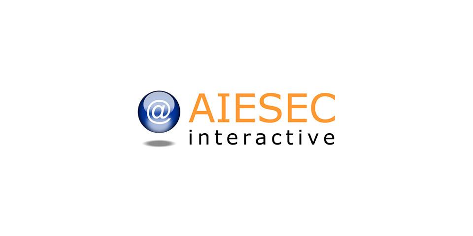 AIESEC Interactive Logo