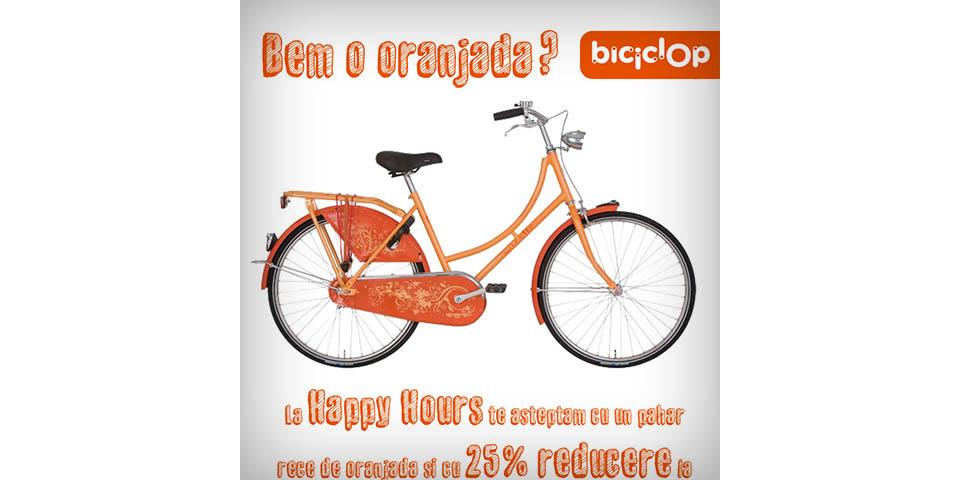 Biciclop Happy Hours 13-19 August 2012