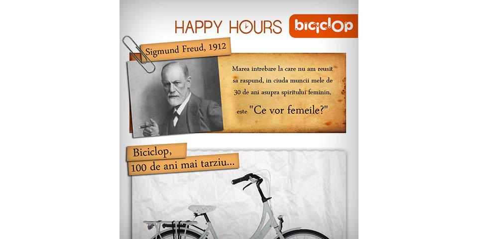 Biciclop Happy Hours 2-9 September 2012