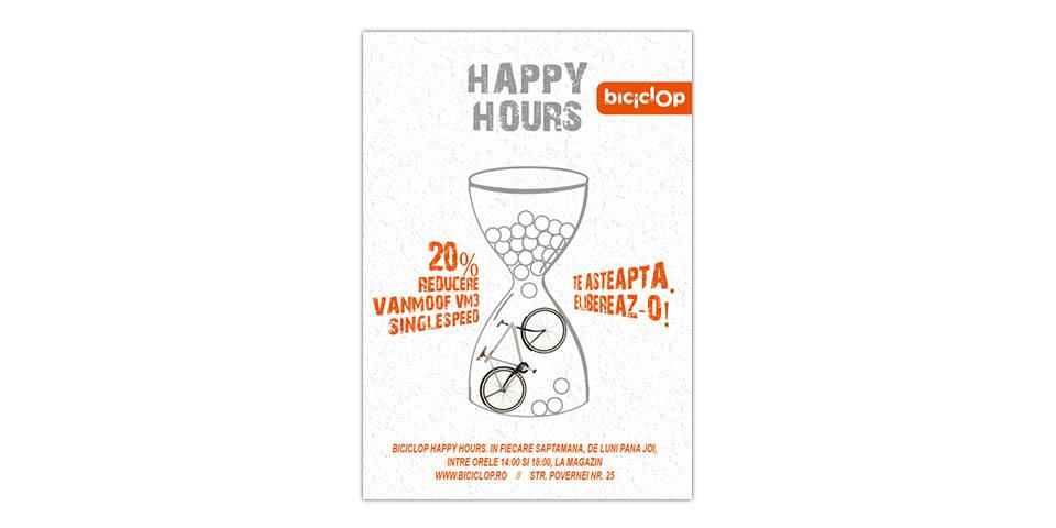 Biciclop Happy Hours August 2012