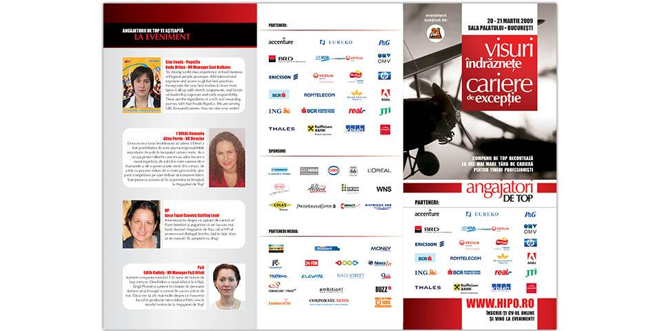 """Catalyst """"Angajatori de Top 2009"""" Job Fair"""